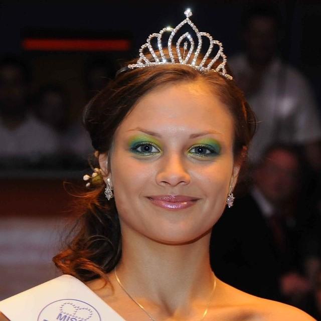 Ewa Chelminska z Kedzierzyna-KoLla zostala w sobote I Wicemiss Polonia. Zdjecia z wyborów Miss Opolszczyzny.