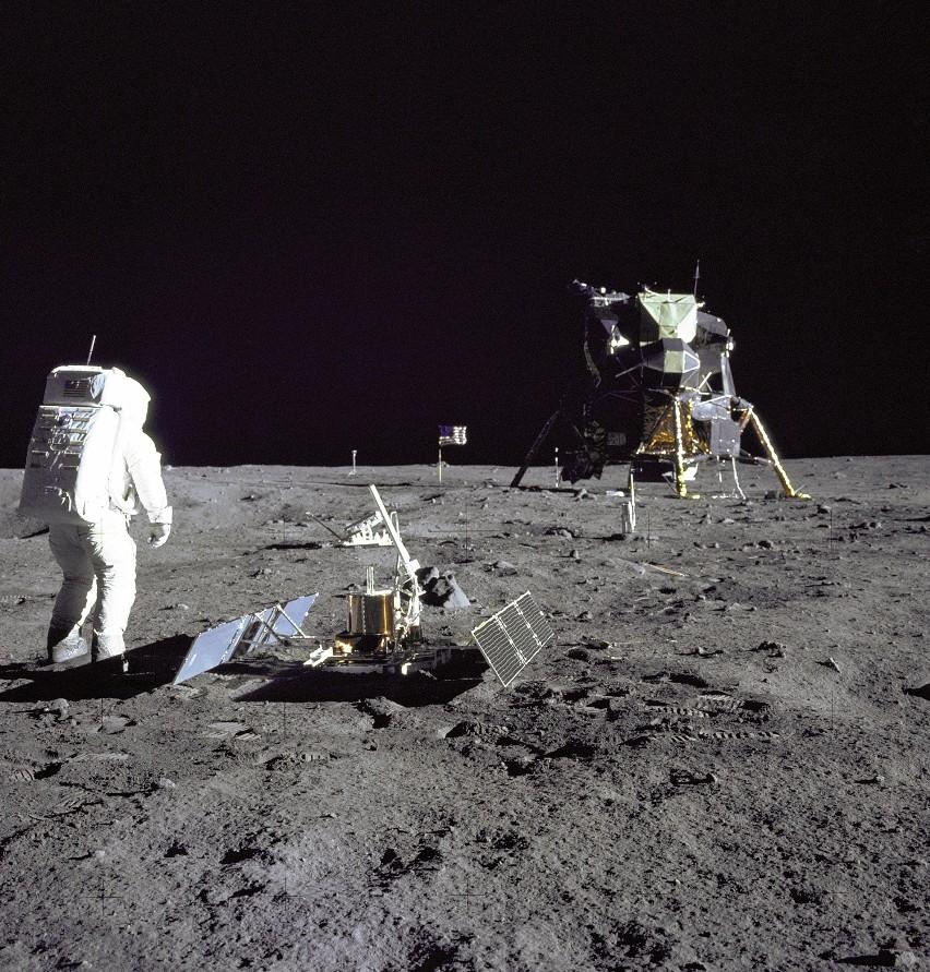16 lipca 1969 roku z Centrum Lotów Kosmicznych na Przylądku...