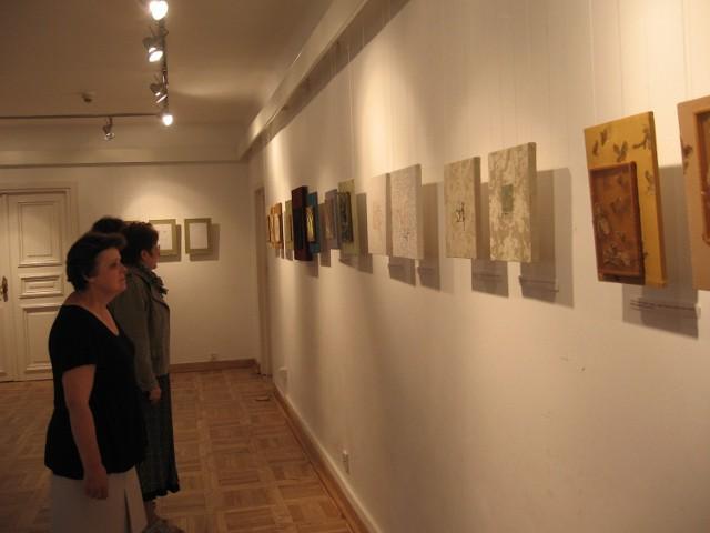 Elżbieta Staniszewska pokazuje  wciąż nowe możliwości sztuki
