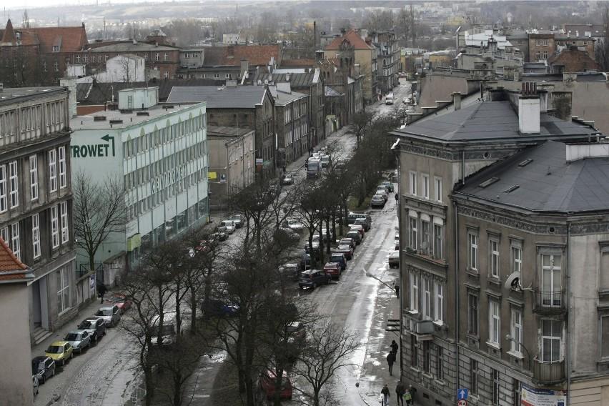 Ulica Łąkowa - 2009 rok