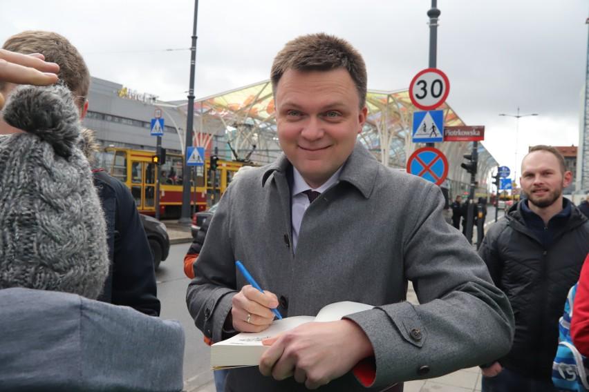 Szymon Hołownia: Pięć lat temu było na to za wcześnie, za...