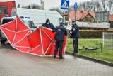 Tragedia na ul. Hiszpańskiej w Lesznie. Nie żyje rowerzysta