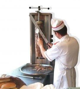 Kołobrzeg. Ruszyły targi Gastro HotelW Kołobrzegu można zobaczyć piece, zmywarki, nawet sprzęt do produkcji kebabu.