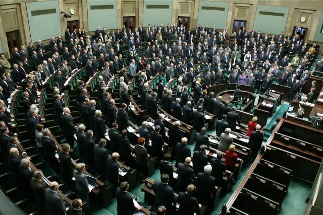 Do Sejmu wchodzą w sumie cztery komitety