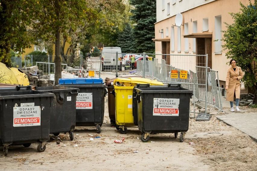 Na Osiedlu Leśnym w Bydgoszczy trwa przebudowa sieci ciepłowniczej