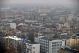 Panorama Łodzi widziana z Hi Piotrkowska. To najwyższy punkt widokowy w mieście! ZDJĘCIA