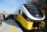 Historyczny moment! Pierwszy pociąg przejechał z Dzierżoniowa do Bielawy