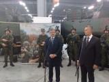 Kielce stolicą przemysłu zbrojeniowego. Prezydent Komorowski otworzył targi