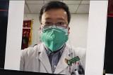 Chiny: Zmarł Li Wenliang. Lekarz z Wuhan jako pierwszy ostrzegał o epidemii koronawirusa. Zabił go groźny wirus [WIDEO]