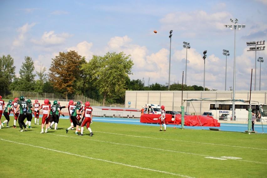 W półfinale play-off futbolu amerykańskiego Tytani Lublin przegrali u siebie z Towers Opole