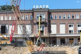 Czy na placu budowy Teatru Polskiego znaleziono szczątki skazańców?