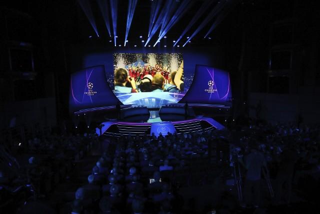 Losowanie par 1/8 finału Ligi Mistrzów [RELACJA LIVE]