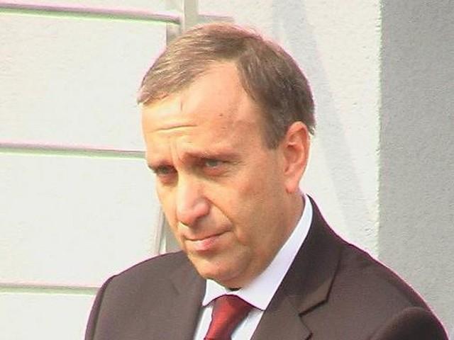 Grzegorz Schetyna jest politykiem PO