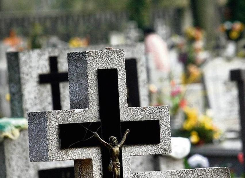 Kotlin Ktoś Okradł Grób Dziecka Na Cmentarzu Jest Nagroda