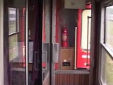 Zamontował kamerę w wc i nagrywał ludzi w pociągu