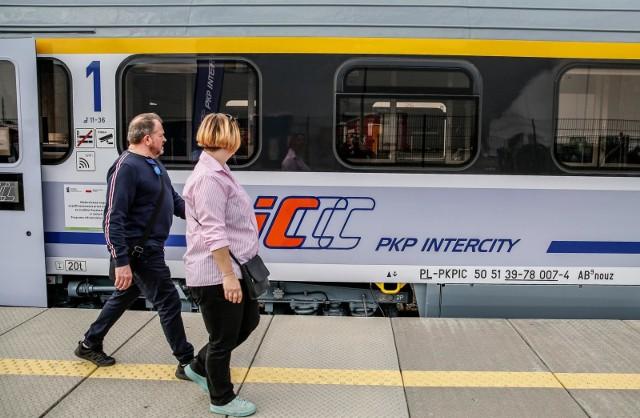 Nowy rozkład PKP Intercity będzie obowiązywał od niedzieli, 15 grudnia