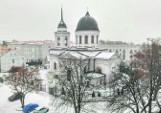 Białystok: Zima przyszła tylko na chwilę. Ale policja apeluje o ostrożność