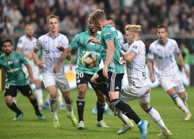 Lech Poznań - Legia Warszawa na żywo w tv i online