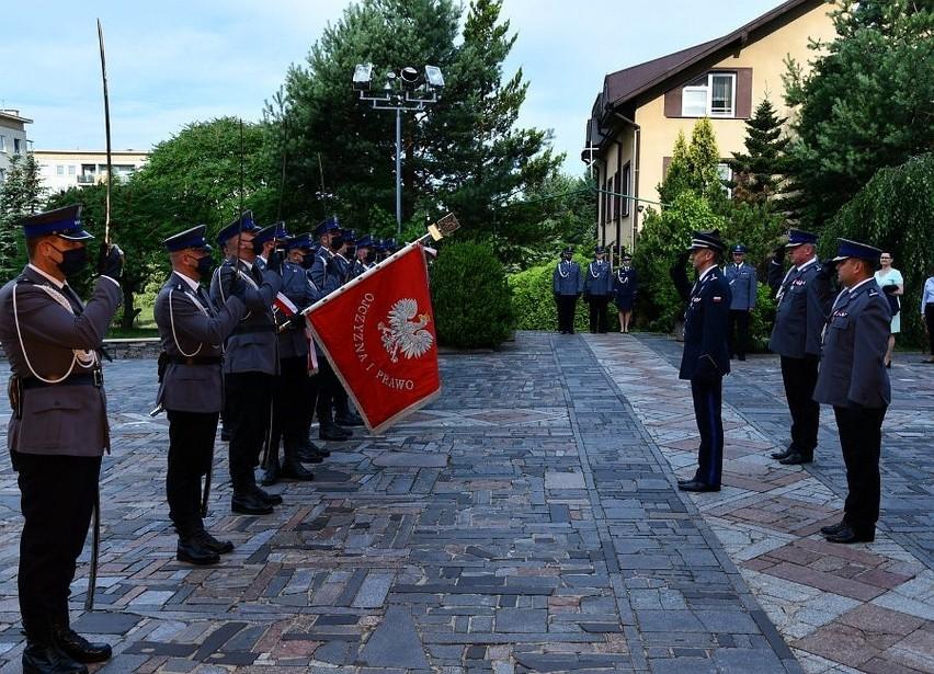 Białystok. Święto policji 2020 - obchody wojewódzkie