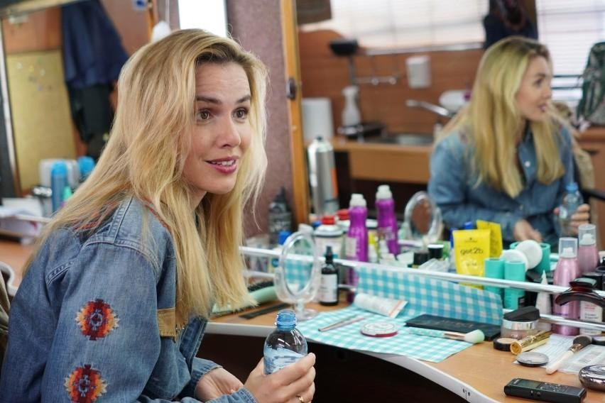 """Główną rolę w serialu """"Blondynka"""" gra Marta Żmuda - Trzebiatowska"""