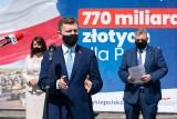 Do Kujawsko-Pomorskiego ma trafić 20 mld zł z unijnego funduszu odbudowy