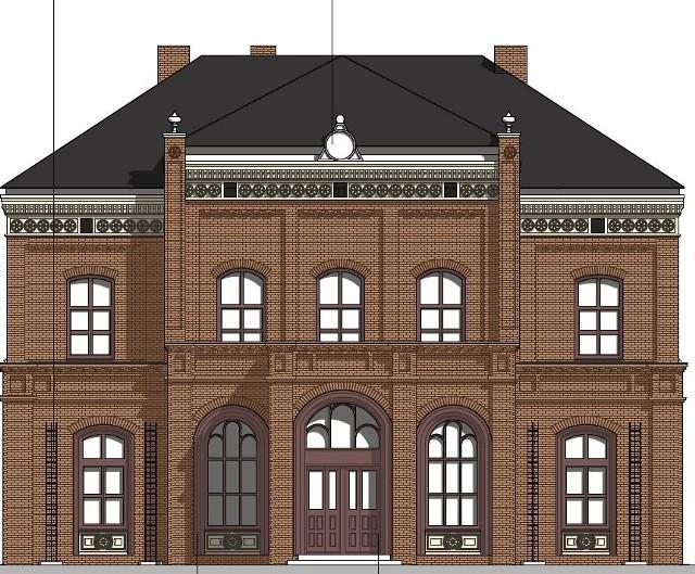 A tak będzie wyglądał dworzec PKP. Robocza wersja projektu