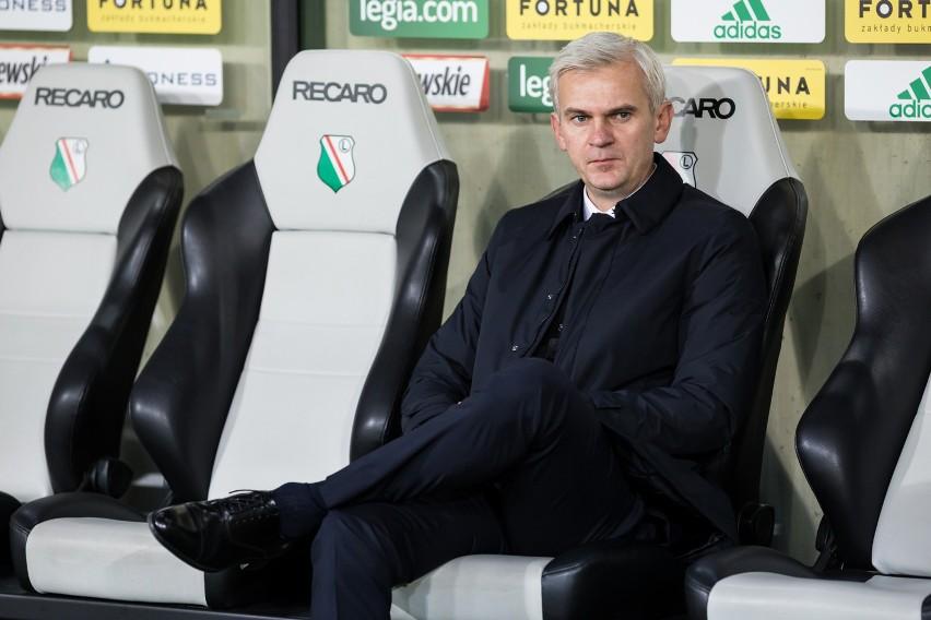 Liga Mistrzów. Jacek Magiera: To sukces nasz, ale i całej Ekstraklasy