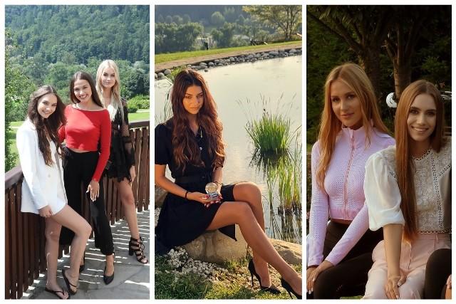 Finalistki Miss Polski 2021 odwiedziły Muszynę