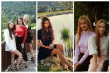 Muszyna. Najpiękniejsze Polki na sesji zdjęciowej w ogrodach. Finalistki Miss Polski 2021 rozpoczęły pierwsze zgrupowanie [ZDJĘCIA]