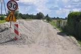 Ruszyły prace drogowe na odcinku Stare Kurowo - Nowe Kurowo - Łęgowo (zdjęcia)
