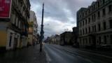 Pogoda w Łodzi: Ciepło i wilgotno