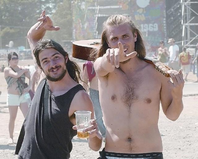 Do Kostrzyna zjechało ponad 400 tysięcy młodych ludzi. Zakładając, że każdy z nich wydał dziennie tylko 20 zł...