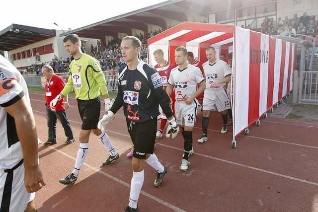 Resovia na inaugurację III ligi wygrała z Izolatorem.