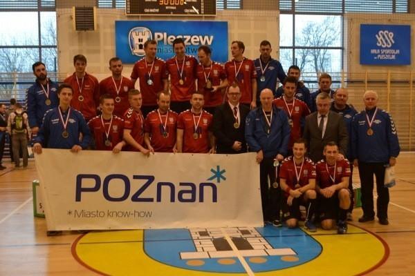 Hokeiści Grunwaldu Poznań