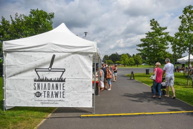 Z tygodnia na tydzień Śniadanie na Trawie, impreza organizowana przez miejską spółkę cieszy się coraz mniejszą popularnością