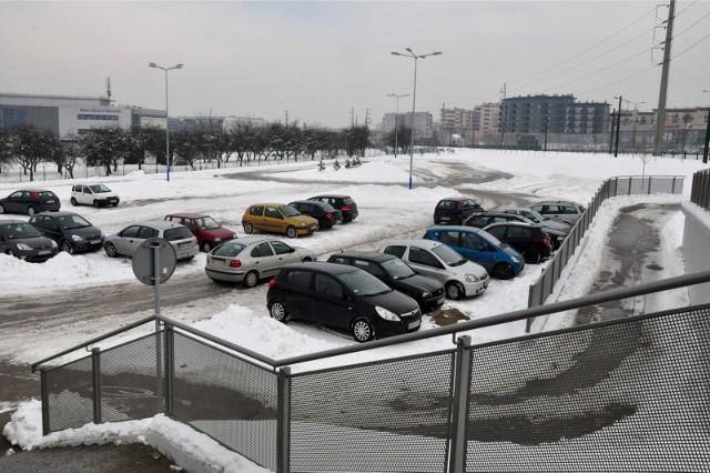 W planach miasta jest m.in. nadbudowa parkingu park&ride Czerowne Maki.