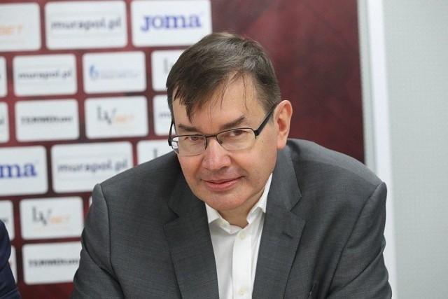 Tomasz Stamirowski współrządził już kiedyś w Widzewie
