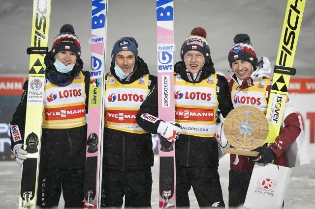Puchar Świata w skokach narciarskich na żywo