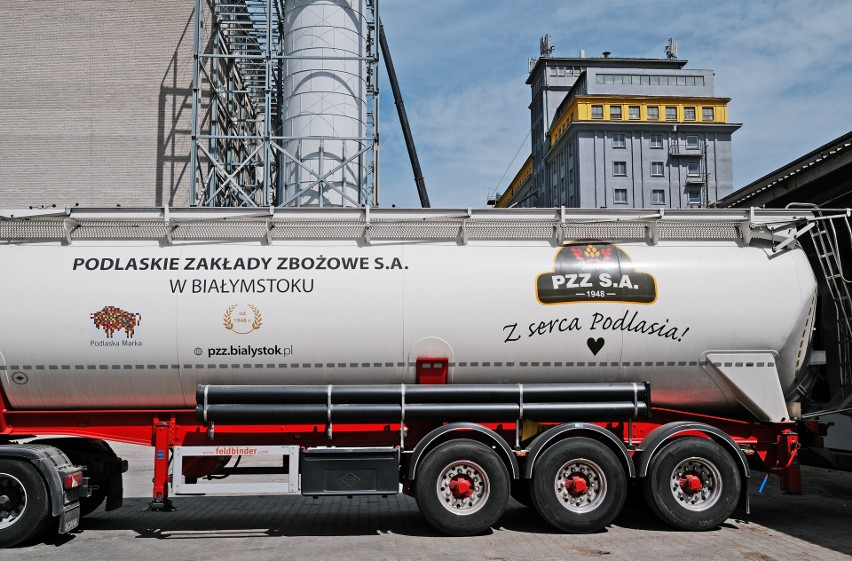 Białostockie PZZ-y, czyli jak rozwinął się przemysł zbożowy w regionie [zdjęcia]