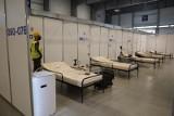 Szpital na MTP nie działa, a już kosztował kilkadziesiąt milionów złotych. To czwarty najdroższy szpital tymczasowy w Polsce