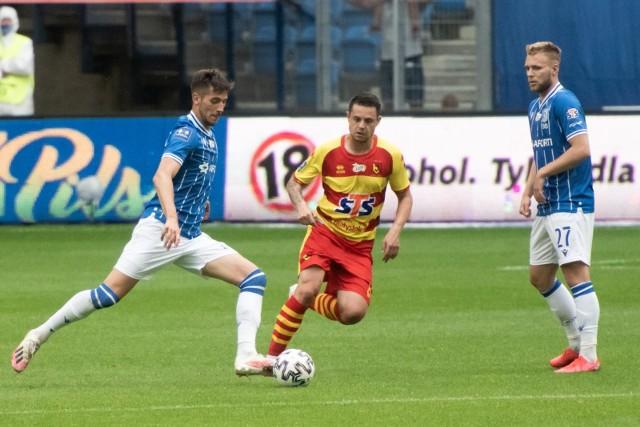 Jakub Moder wzbudza zainteresowanie bardzo mocnych europejskich klubów.