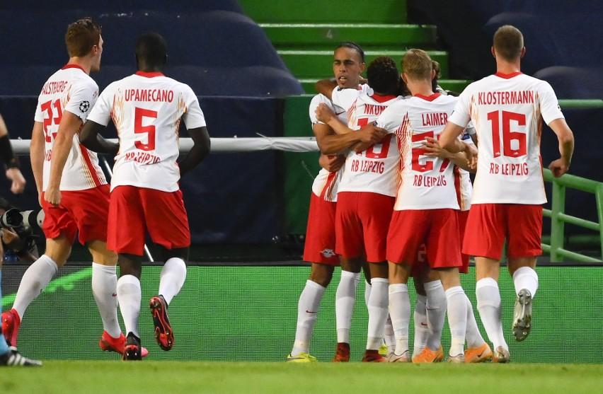 RB Lipsk poradziło sobie w ćwierćfinale z Atletico Madryt...