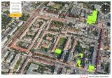 Jak uatrakcyjnić Jeżyce? Miasto pyta mieszkańców, jak ma wyglądać rejon ulic Dąbrowskiego, Szamarzewskiego i Polnej