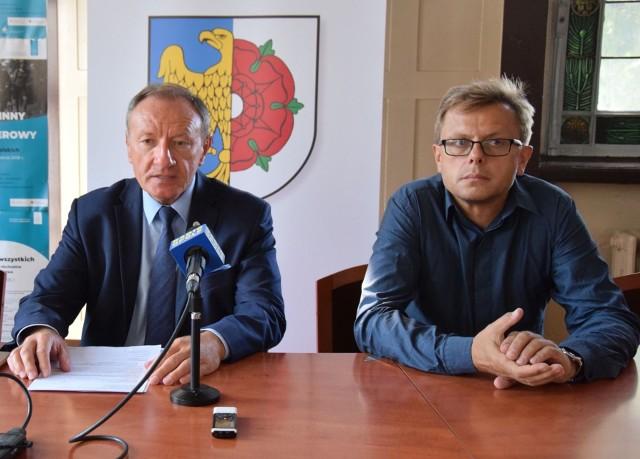 Janusz Wojczyszyn został nowym sekretarzem gminy Olesno.