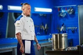 Sebastian Schrom Dostał Się Do Hells Kitchen Piekielnej