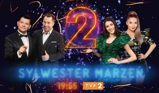 Sylwester Marzeń z Dwójką 2020. Oni zaśpiewają dla nas w ostatnią noc roku!