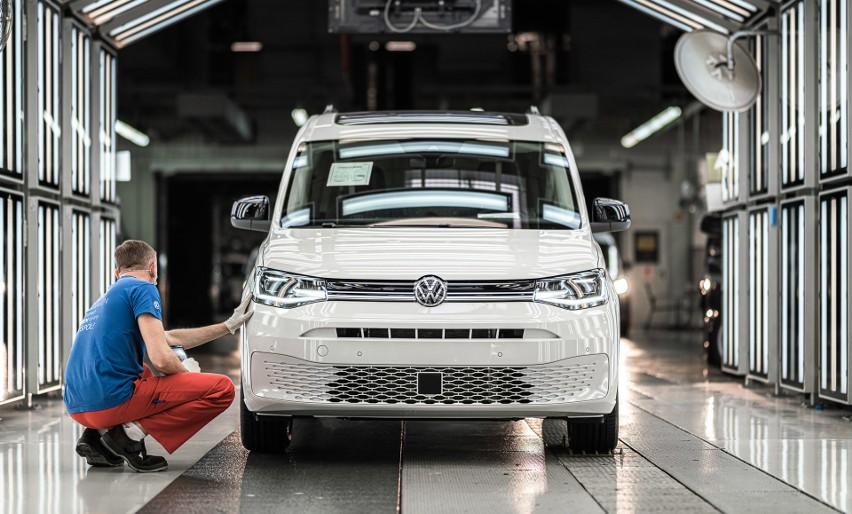 Jeszcze w październiku Volkswagen Poznań rozpoczął seryjną...
