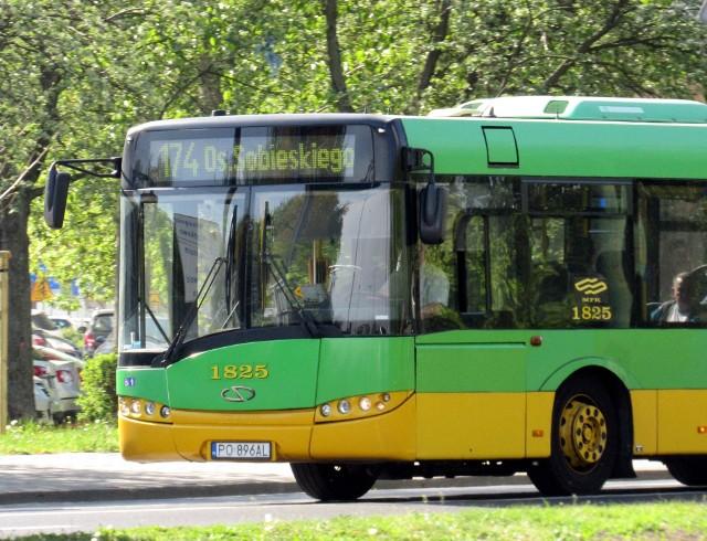 Przystanek będzie obsługiwał linie autobusowe nr 174 i 190