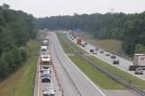 Znów korki na A4 w Katowicach