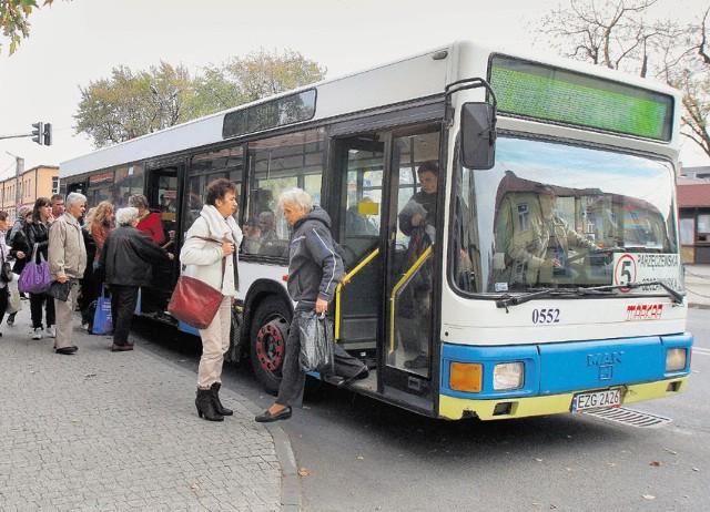 1 listopada, zgierskimi autobusami pojedziemy za darmo